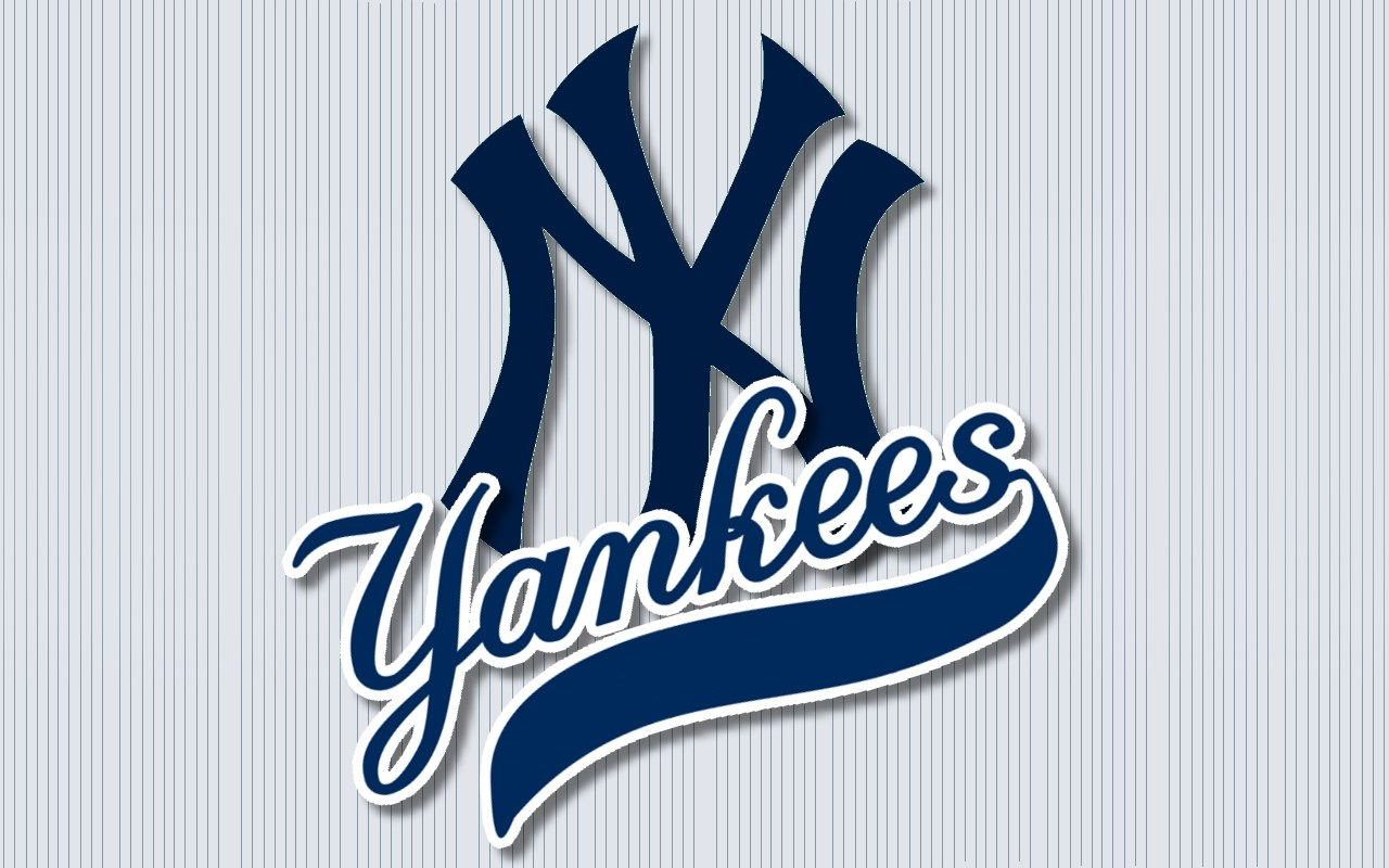 New York Yankees Wallpapers - Logos And Uniforms Of The New York Yankees , HD Wallpaper & Backgrounds