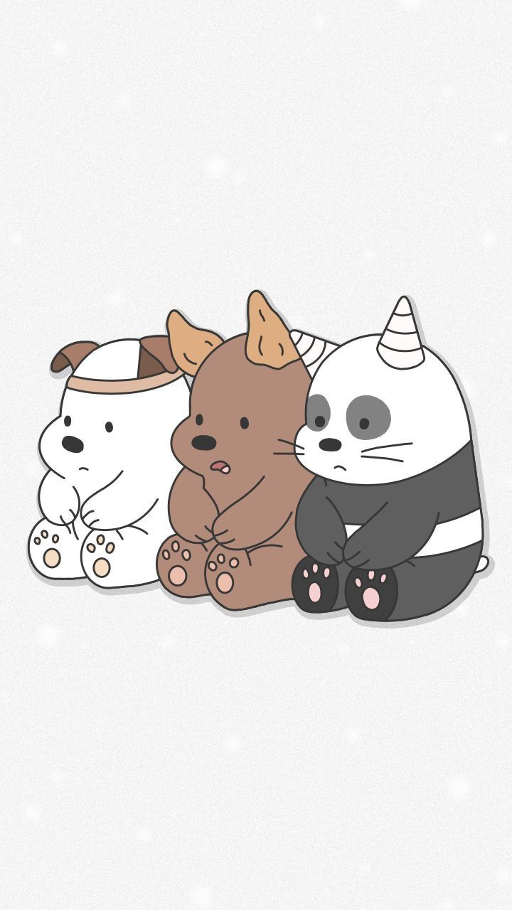 Pin By Abby S Cute We Bare Bears 207976 Hd Wallpaper