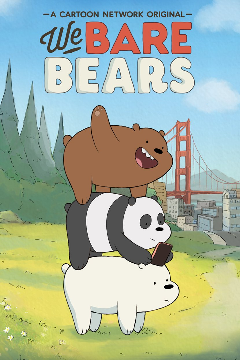 We Bare Bears Iphone , HD Wallpaper & Backgrounds
