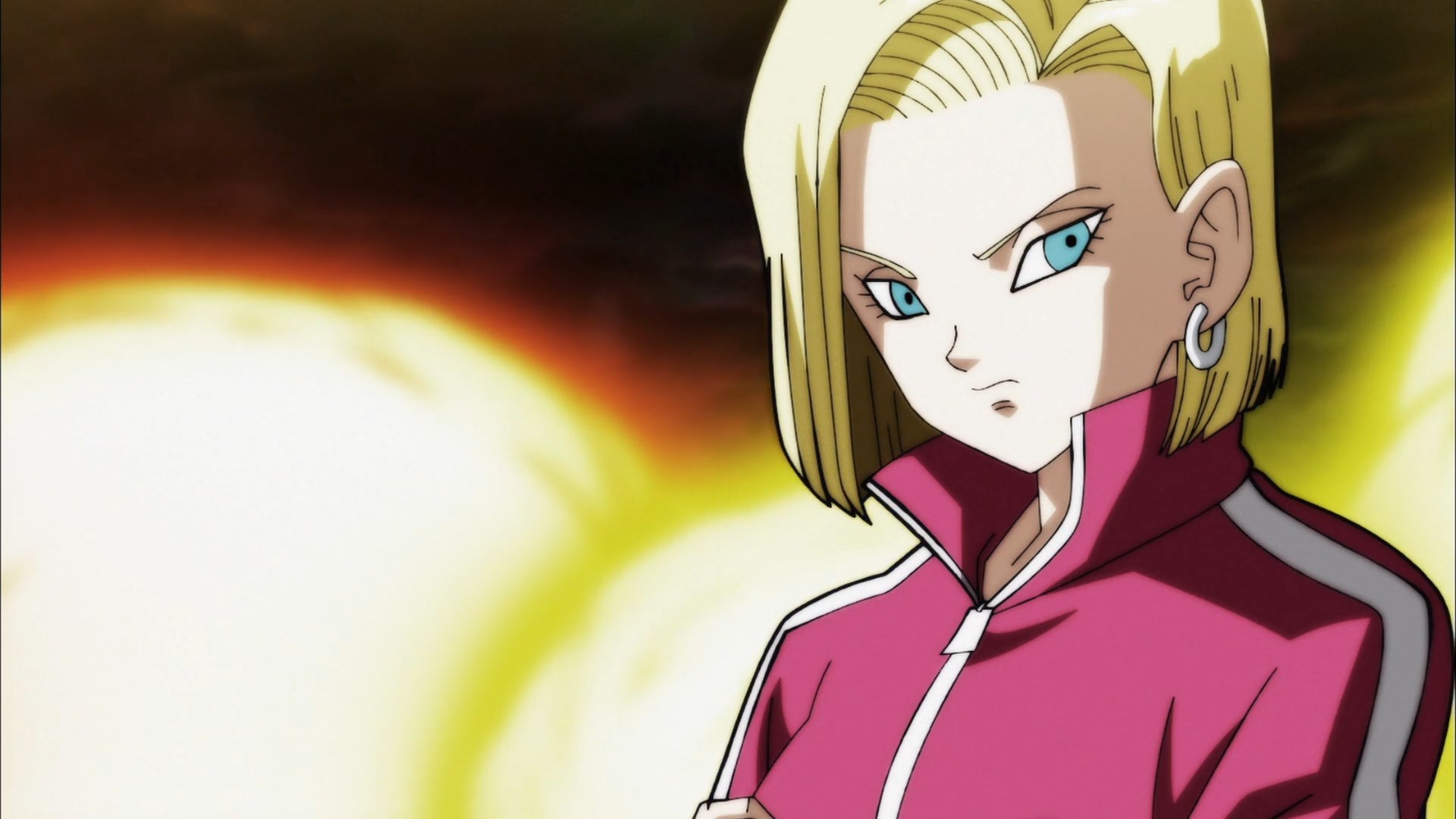 Dragon Ball Super 98 14 Android Android 18 In Tournament Of