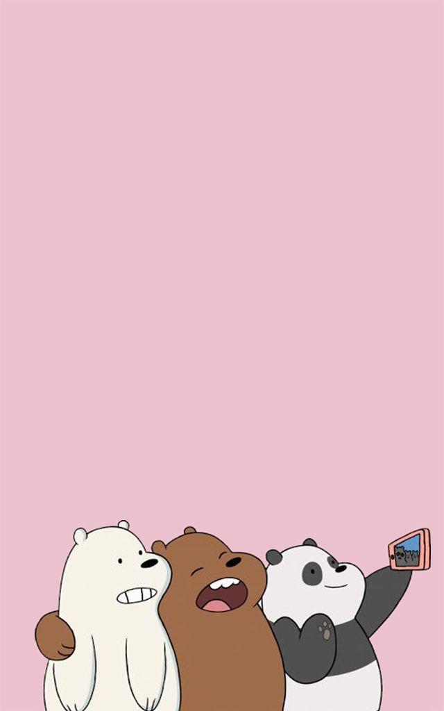 We Bare Bears Wallpaper Iphone We Bare Bears Wallpaper Pinj