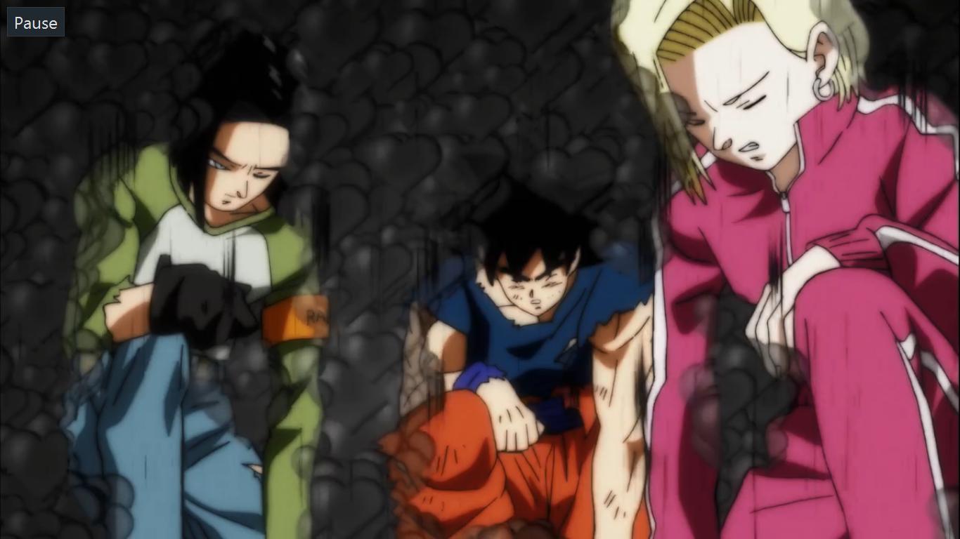 No Caption Provided - Goku Black Hole Feat , HD Wallpaper & Backgrounds