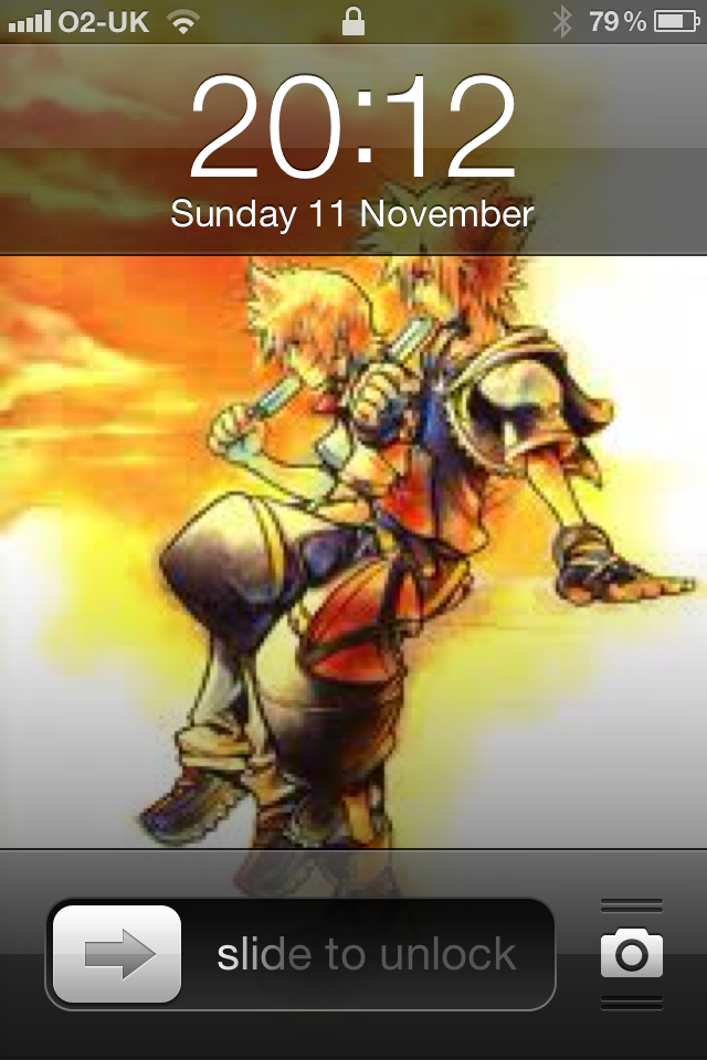 Iphone 4 Lock Screen Kingdom Hearts 2 Roxas And Sora 2002674 Hd Wallpaper Backgrounds Download