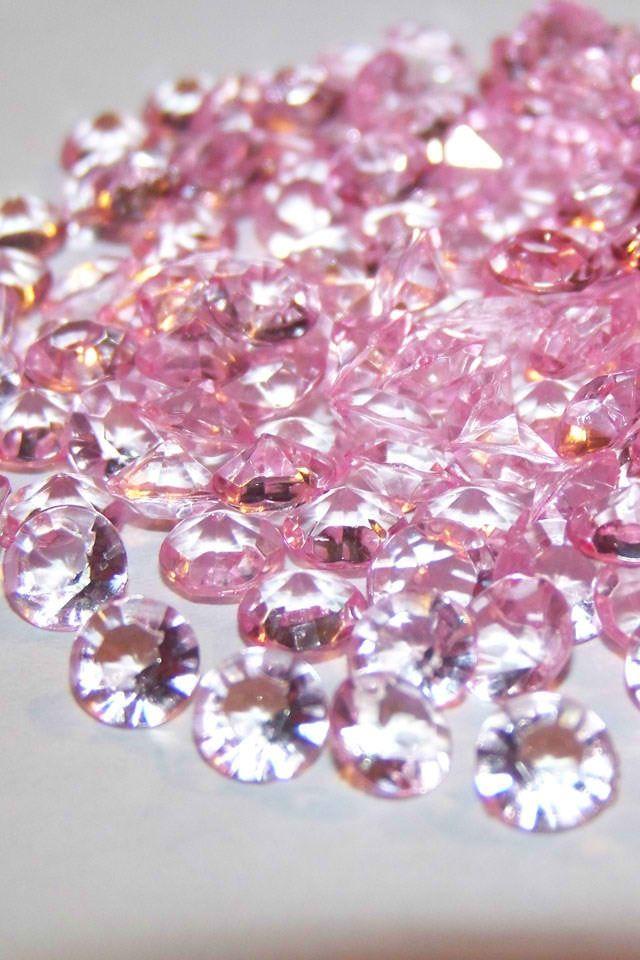 Pink Diamond Wallpaper Iphone 2003019 Hd Wallpaper