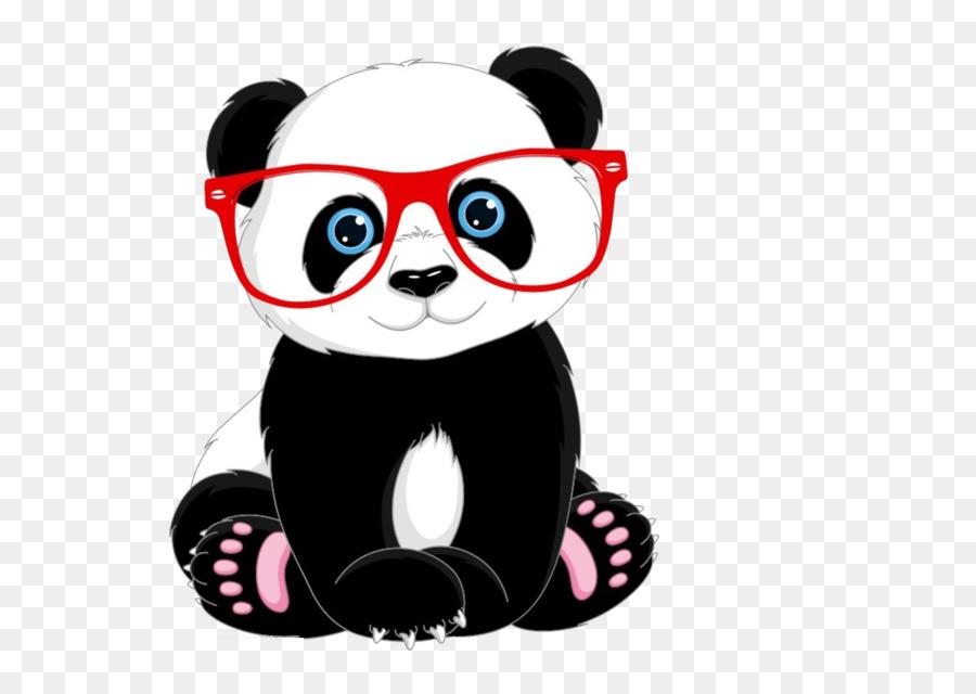 Great Giant Panda Cartoon Illustration Cute Panda Png Cute Cartoon Panda Png 2005672 Hd Wallpaper Backgrounds Download