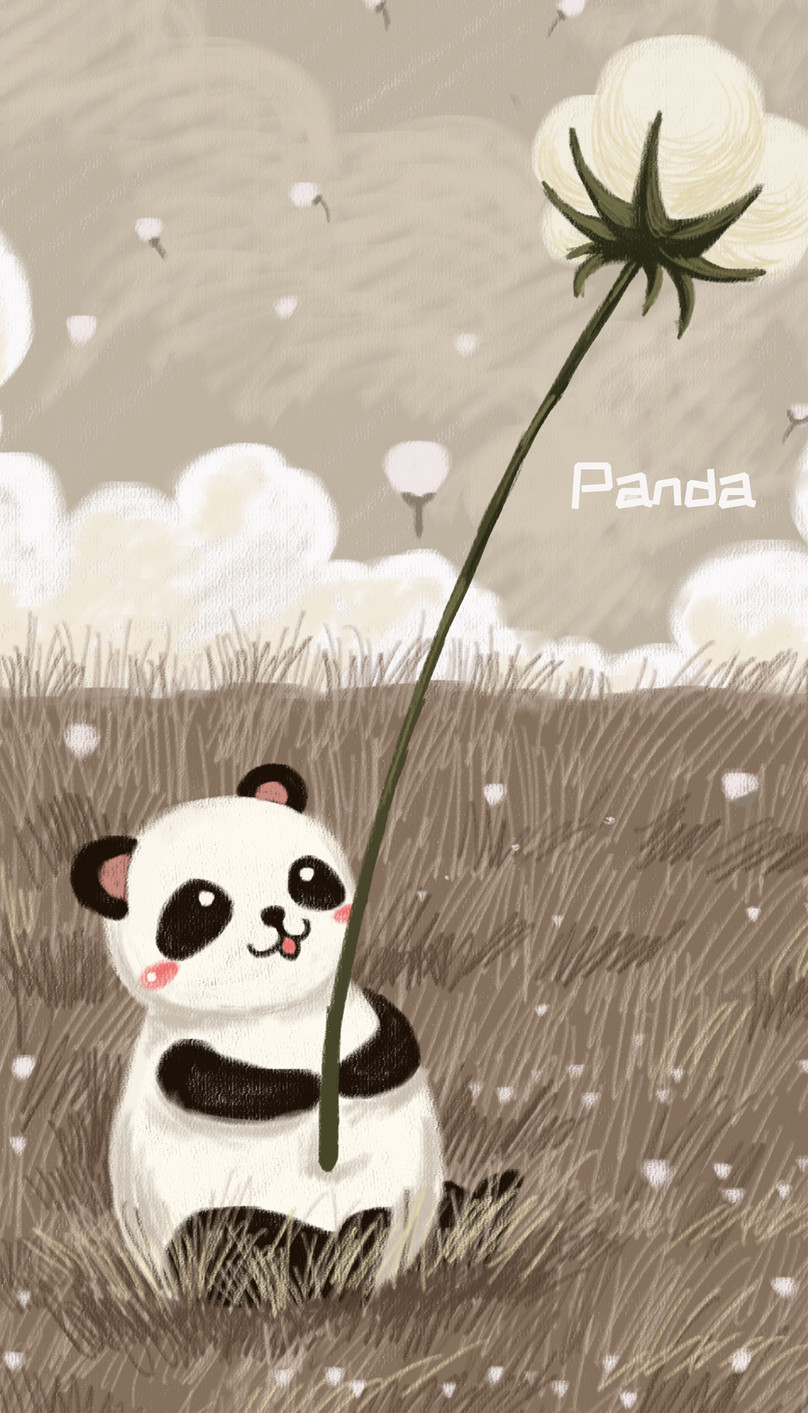 Cute Panda Cell Phone Wallpaper Cute Panda Cell Phone