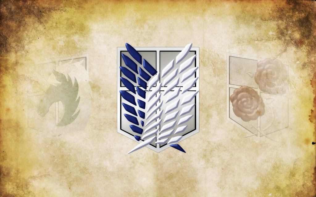 Attack On Titan Wallpaper Survey Corps Attack On Titan 2006634 Hd Wallpaper Backgrounds Download