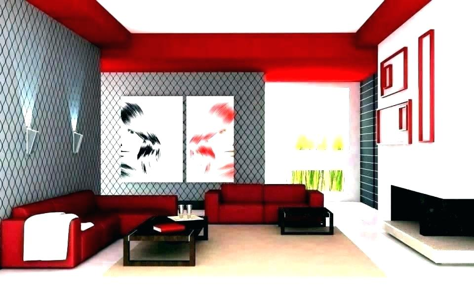 Unique Wall Border Ideas Wall Borders For Living Room - Hall Colour Combination For Wall , HD Wallpaper & Backgrounds