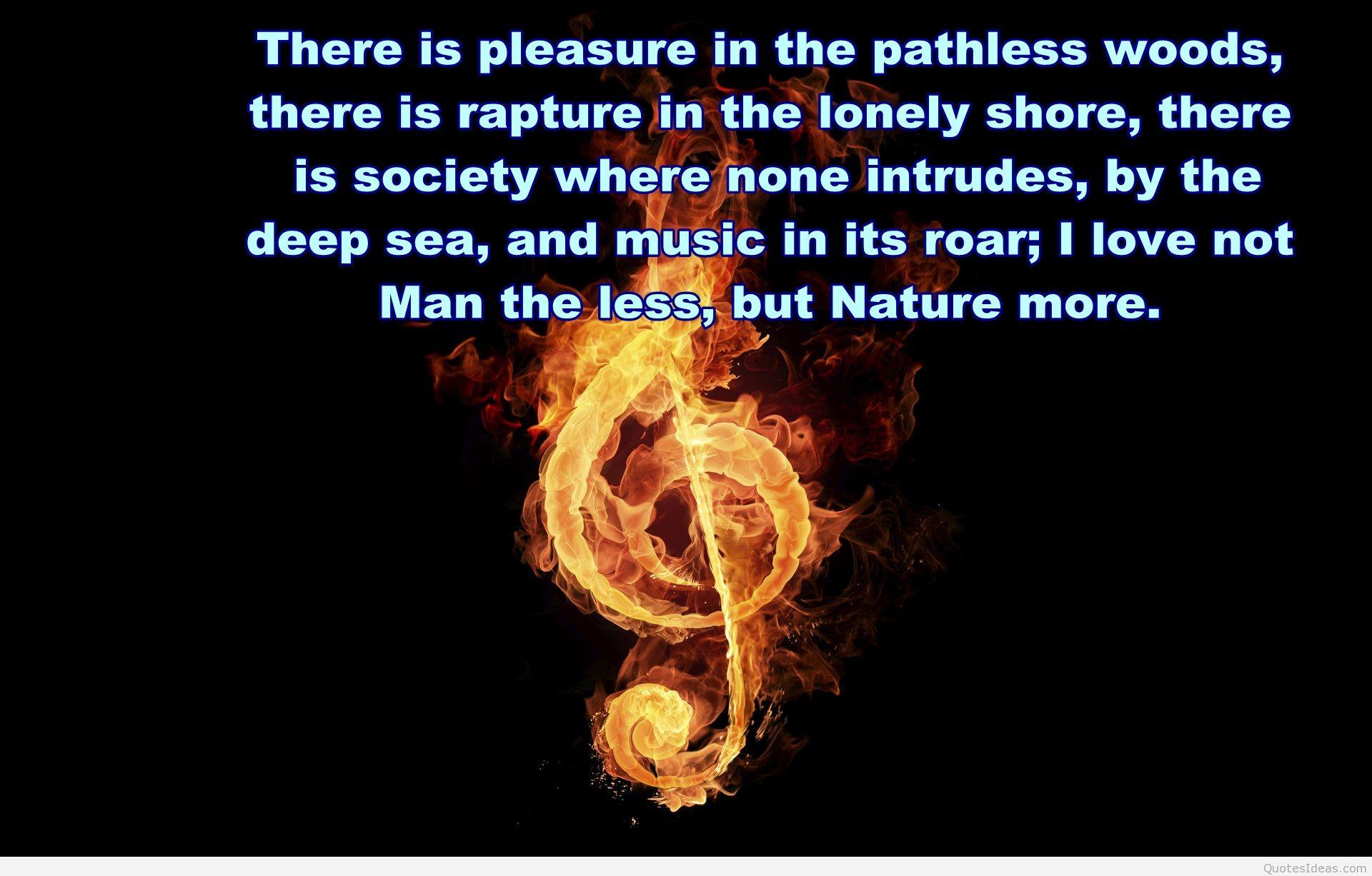 Deep Life Music Quotes 2007894 Hd Wallpaper