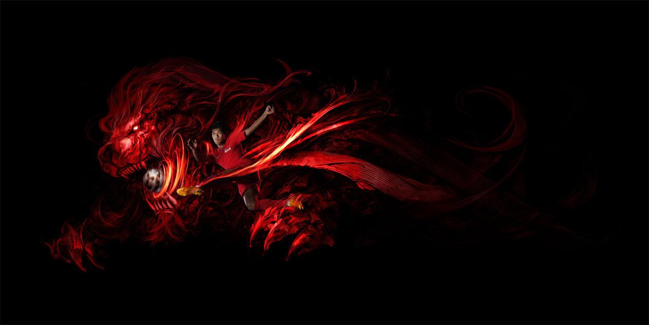 Red Lion Wallpaper Hd , HD Wallpaper & Backgrounds