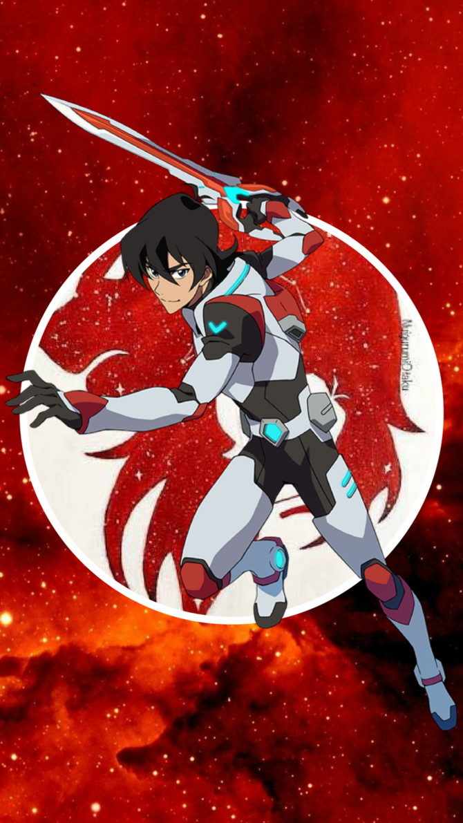 Keith The Red Paladin Of The Red Lion Of Voltron From Keith