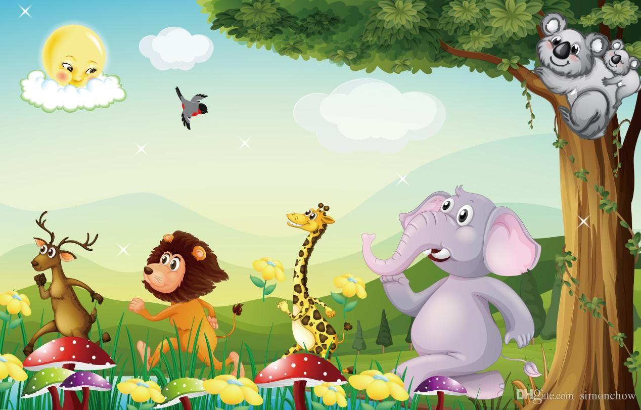 Animals Wallpaper For Kids (#2012902) - HD Wallpaper ...