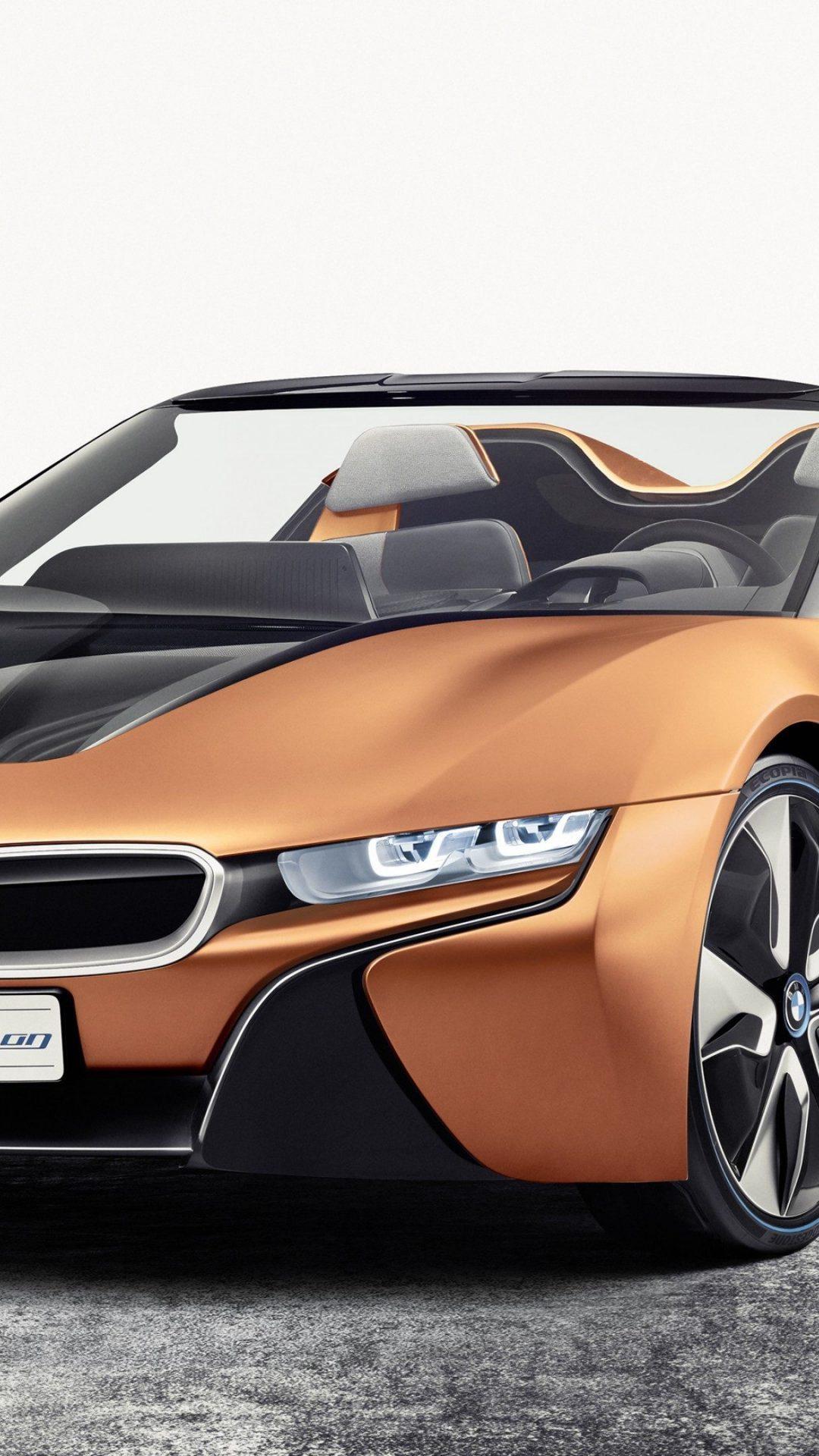 Download Bmw I8 Spyder Car Ultra Hd Wallpaper For Desktop - Bmw I Vision Future Interaction , HD Wallpaper & Backgrounds