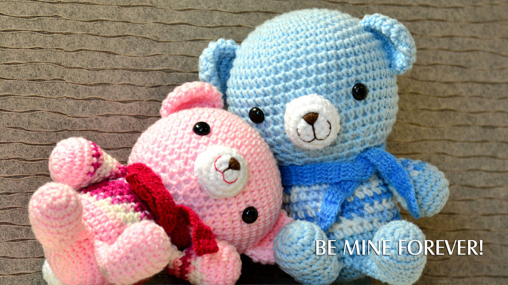 I Love You Teddy Bear Hd Wallpapers Wallpaper Cave - Happy Teddy Day Couple , HD Wallpaper & Backgrounds
