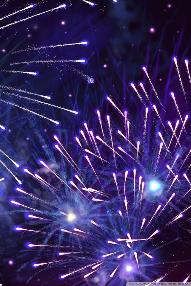 Mobile Hvga - Fireworks Wallpaper For Mobile , HD Wallpaper & Backgrounds