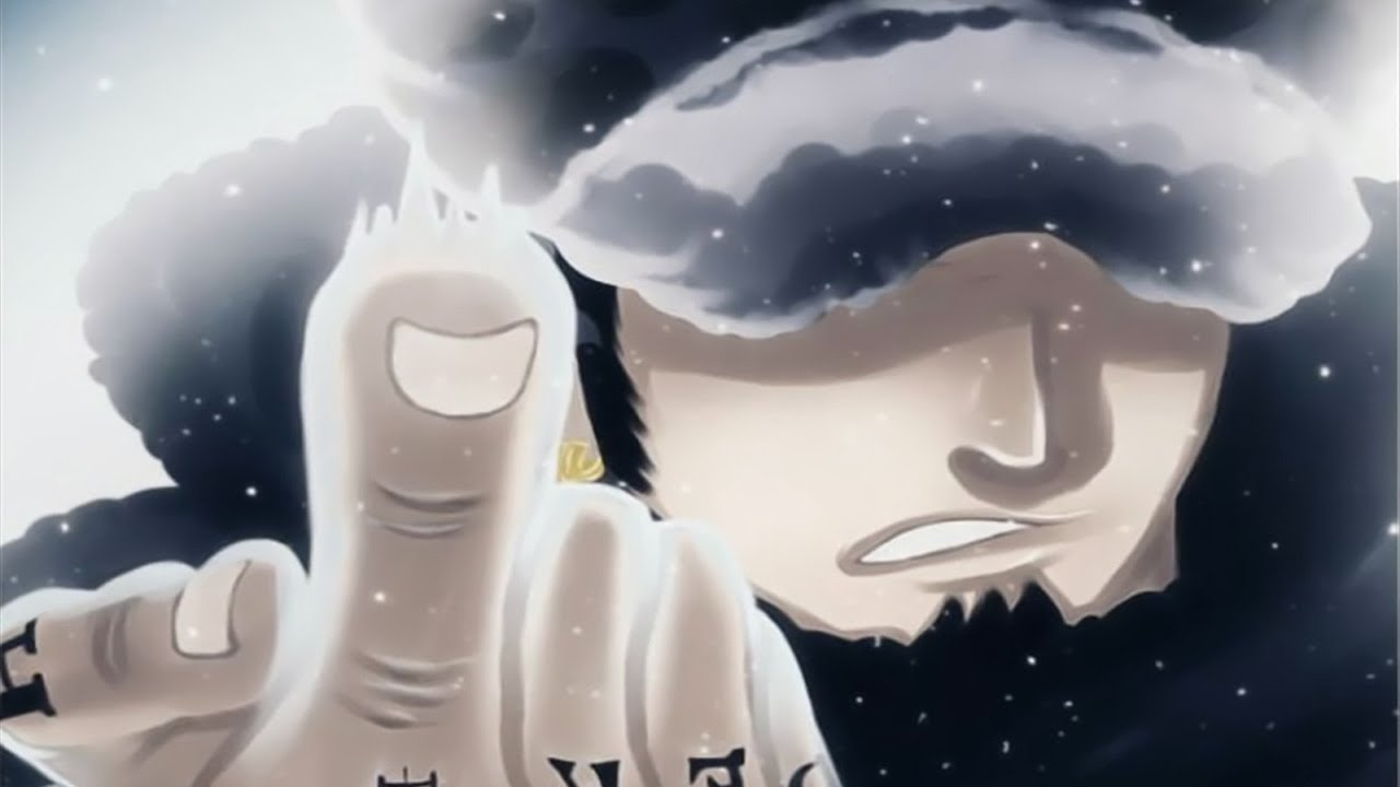 One Piece ▫「amv」▫ Trafalgar D - One Piece Law Wallpaper Hd , HD Wallpaper & Backgrounds
