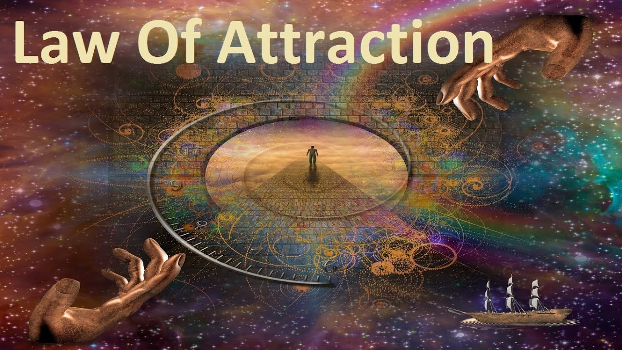 Law Of Attraction Hypnosis - Law Attraction , HD Wallpaper & Backgrounds