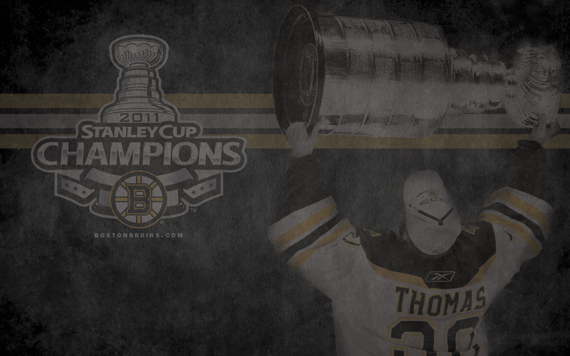 Stanley Cup Champions - Boston Bruins Stanley Cup , HD Wallpaper & Backgrounds