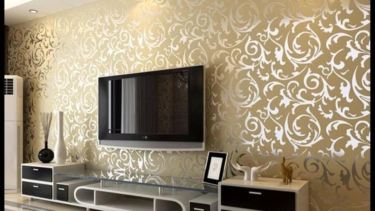 Best Living Room Decorating Ideas Designs Ideas Home Wallpaper Designs For Living Room