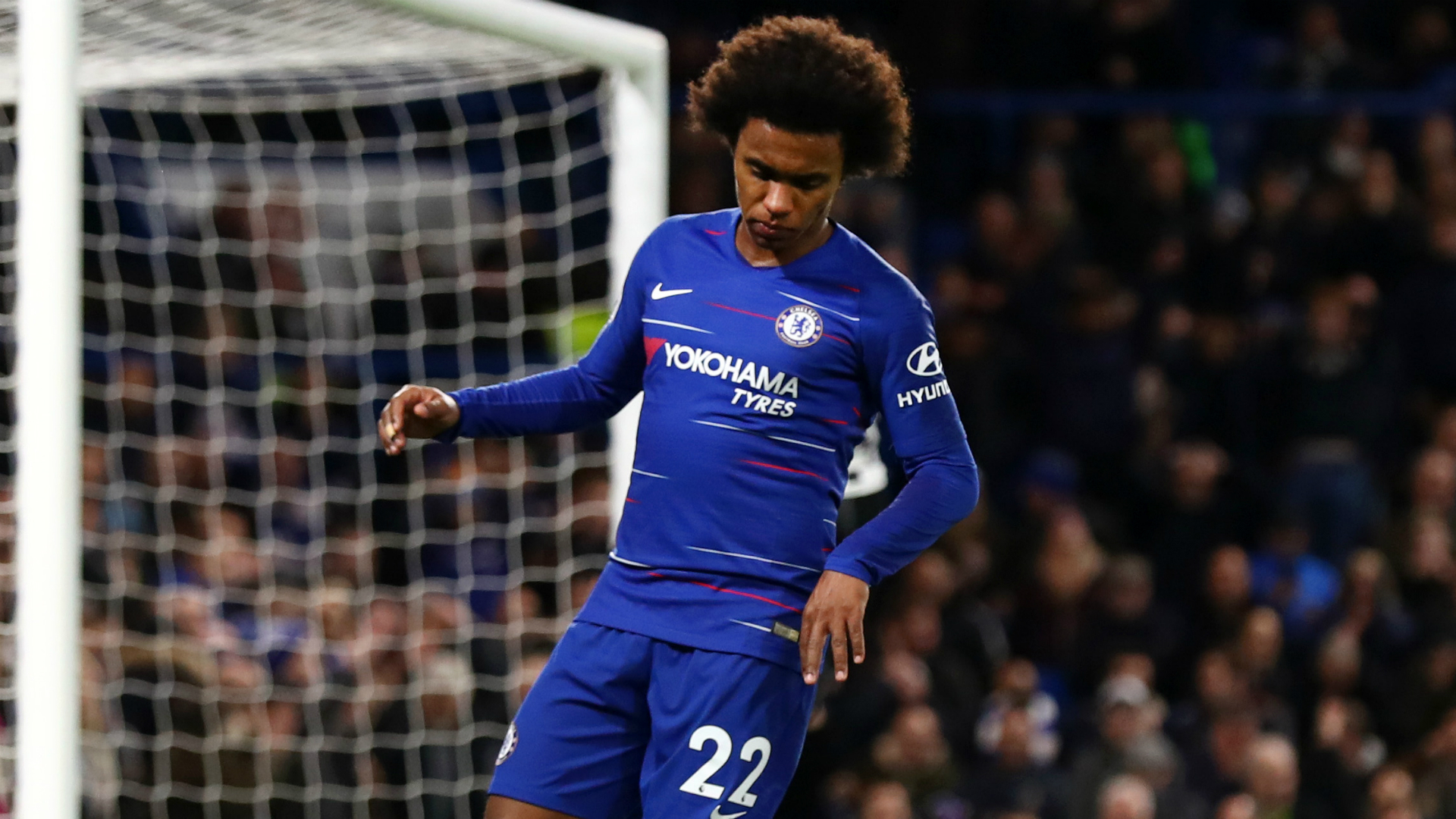 Don't Ask About Willian's Contract Sarri - Willian , HD Wallpaper & Backgrounds