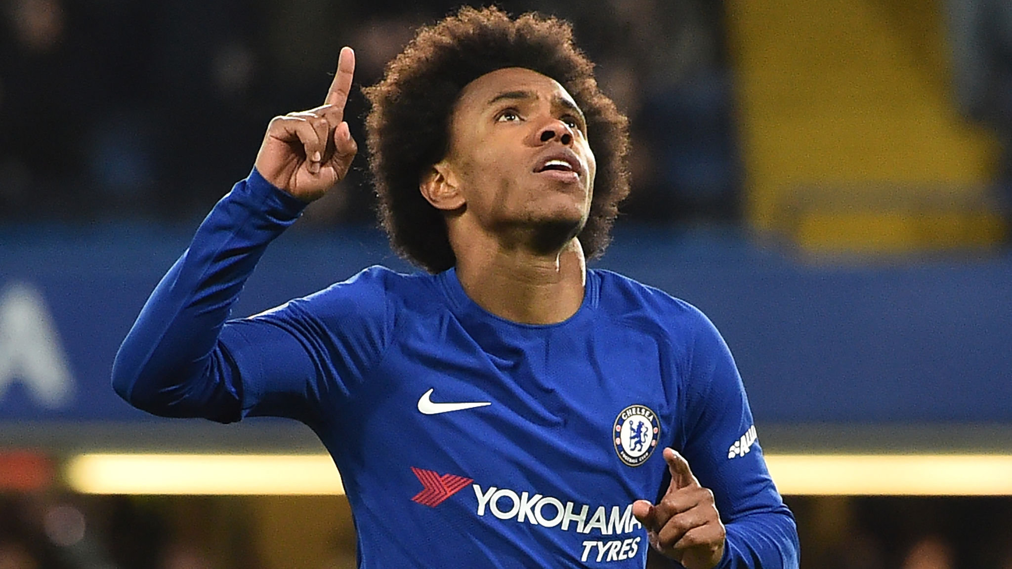 Willian Wants Out Of Chelsea With Manchester United - Willian From Chelsea , HD Wallpaper & Backgrounds