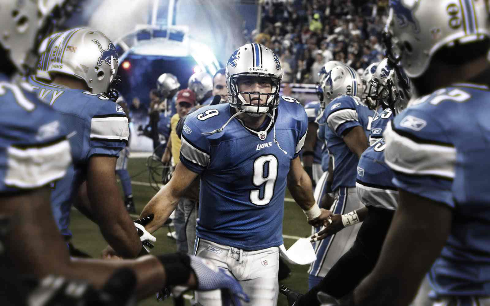 Which - Detroit Lions Facebook Cover , HD Wallpaper & Backgrounds