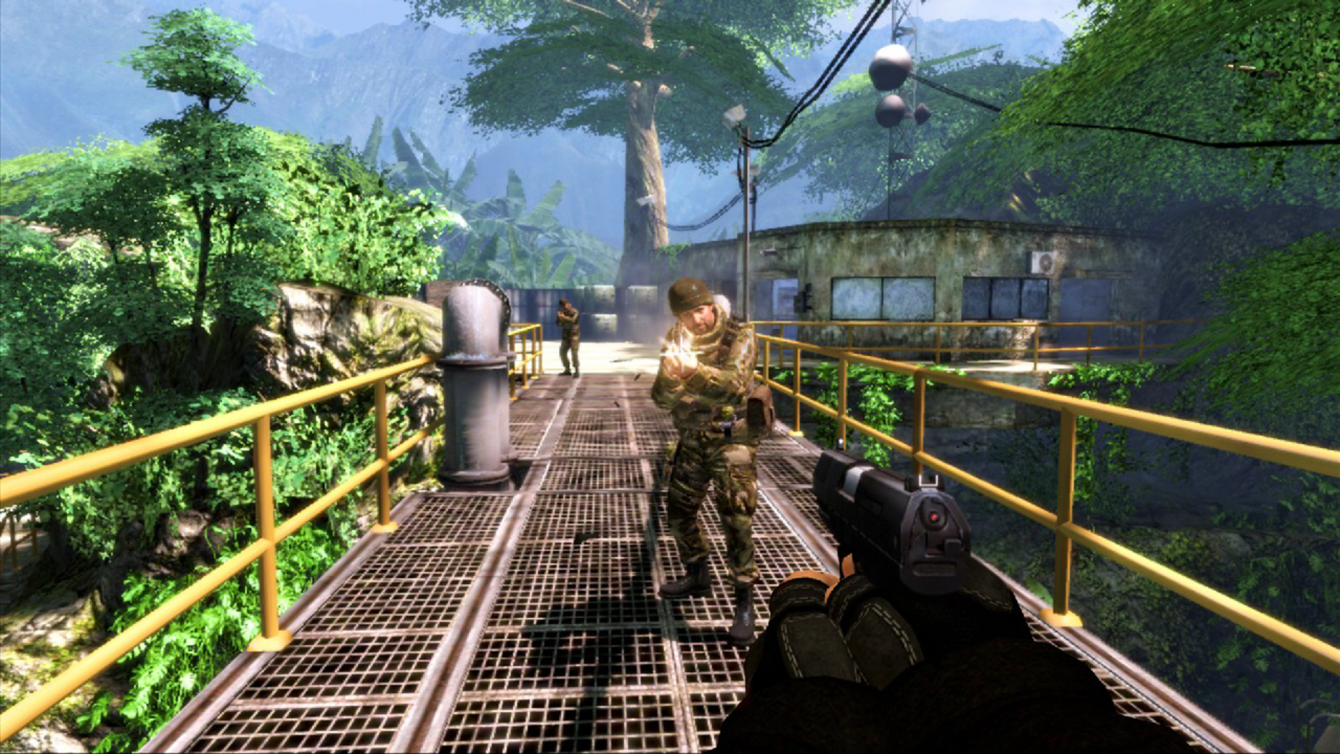 Goldeneye 007 Reloaded Spec Ops In The Jungle Wallpaper - Goldeneye 007 Reloaded Xbox 360 , HD Wallpaper & Backgrounds