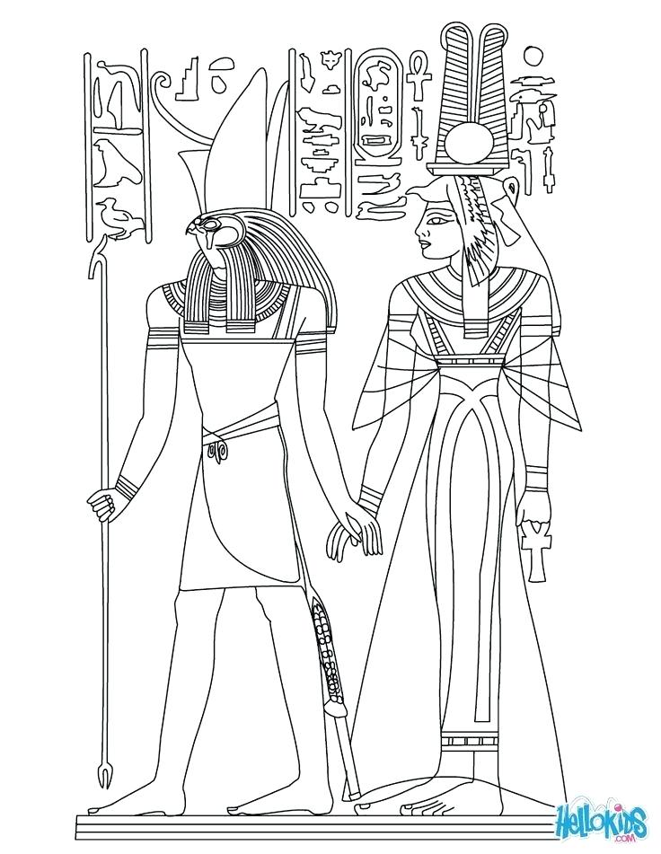 Egypt Ancient Egypt Coloring Page 2035922 Hd Wallpaper