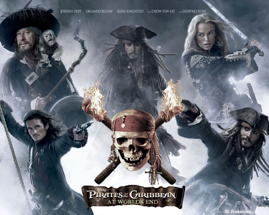 Wallpapers For Windows Xp, Pirates Of The Caribbean - Pirates Of The Caribbean 3 , HD Wallpaper & Backgrounds