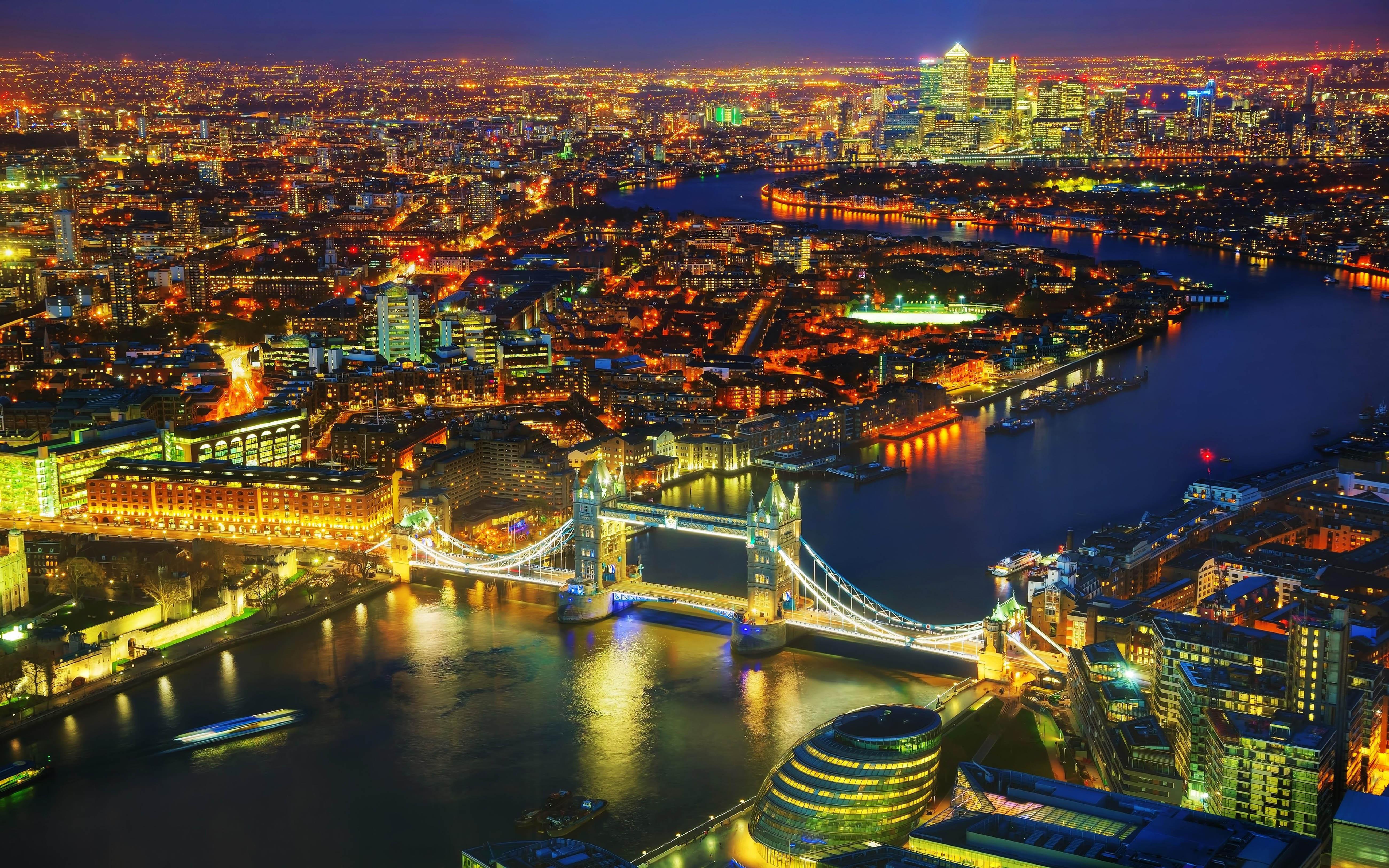 Download Original Resolution - London 4k , HD Wallpaper & Backgrounds