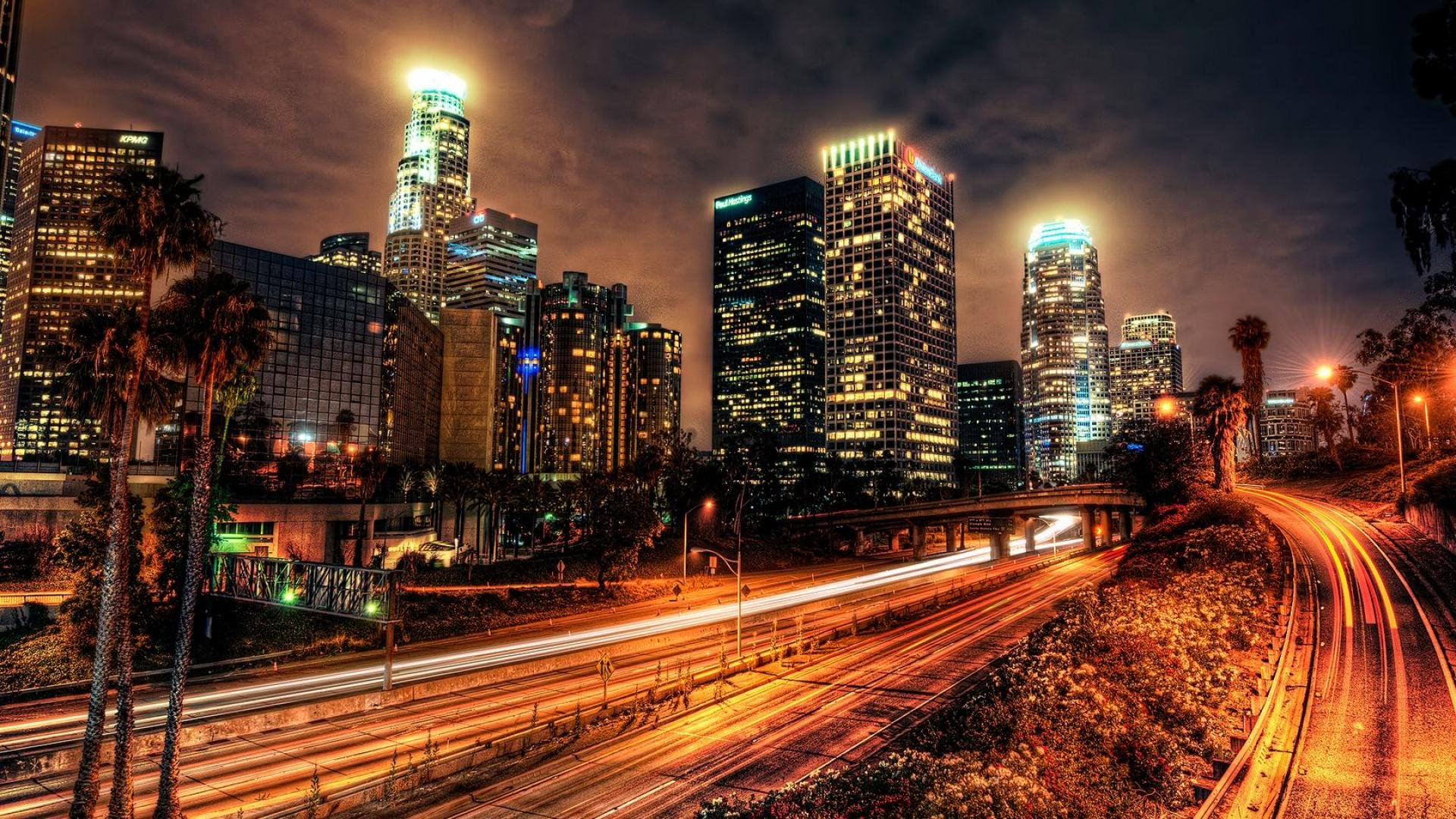 Los Angeles Desktop Backgrounds , HD Wallpaper & Backgrounds