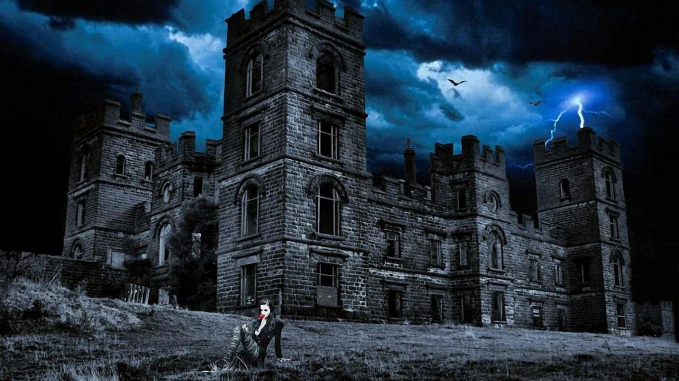 Dark Castle Wallpaper Dark Castle 2038385 Hd