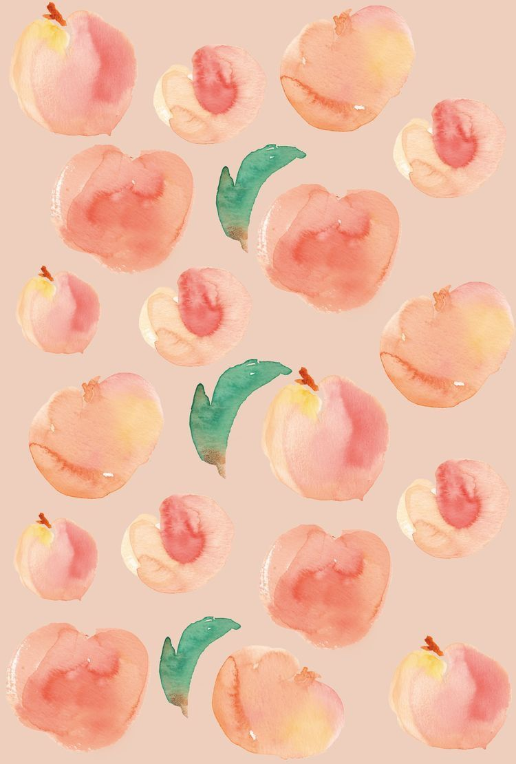 Wallpaper Background Peach Wallpaper, Pink Wallpaper - Call Me By Your Name Aesthetic Lockscreen , HD Wallpaper & Backgrounds