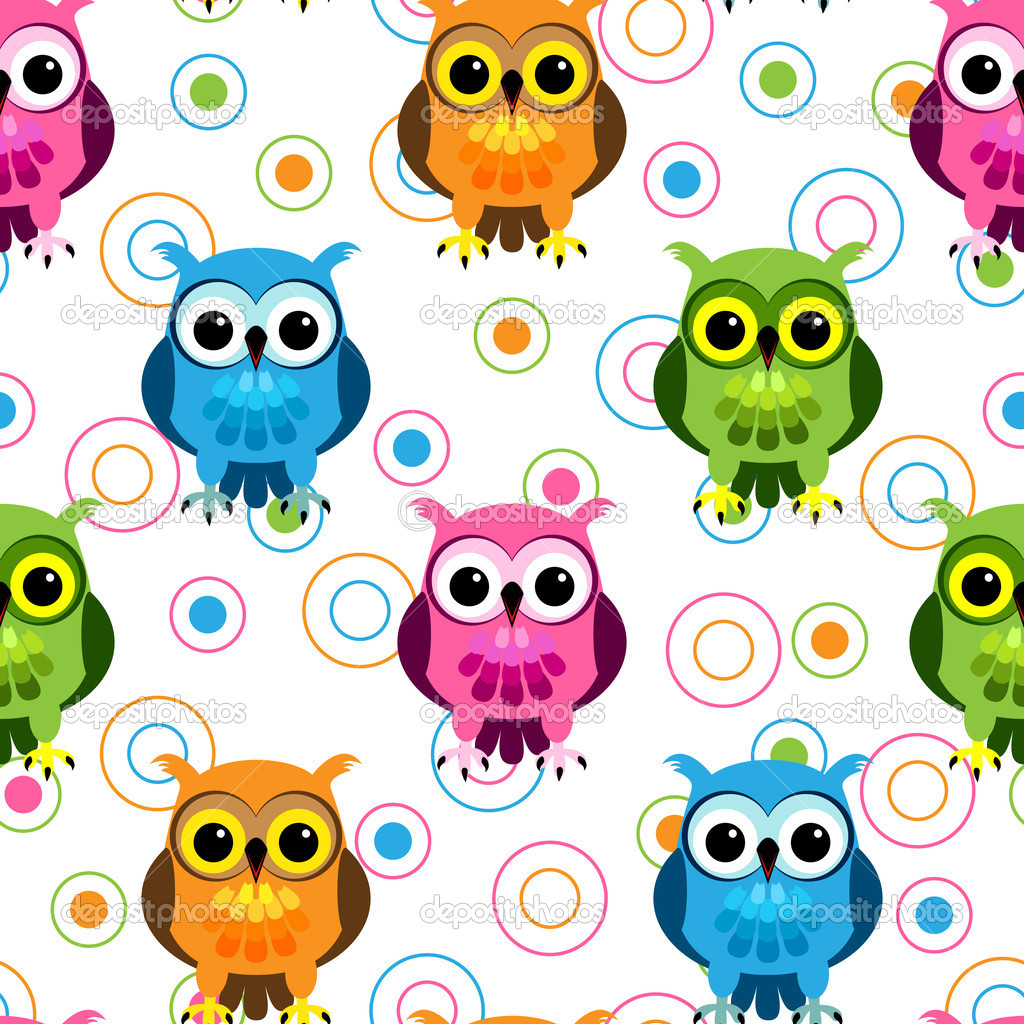 Cartoon Owl Wallpaper Desktop 2040431 Hd Wallpaper