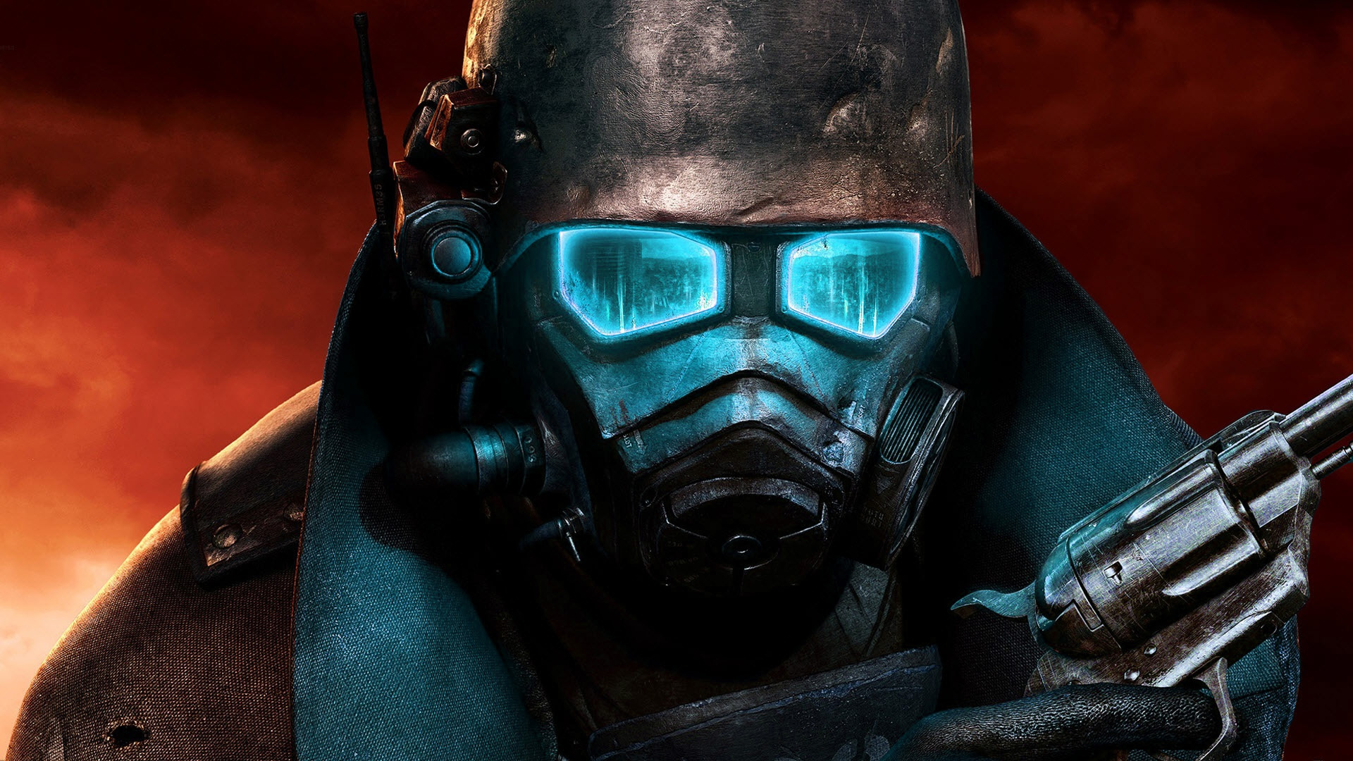 Fallout New Vegas Wide - Fallout New Vegas , HD Wallpaper & Backgrounds