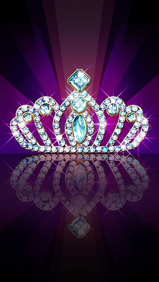 The - Queen Pink Crown Background (#2045503) - HD Wallpaper