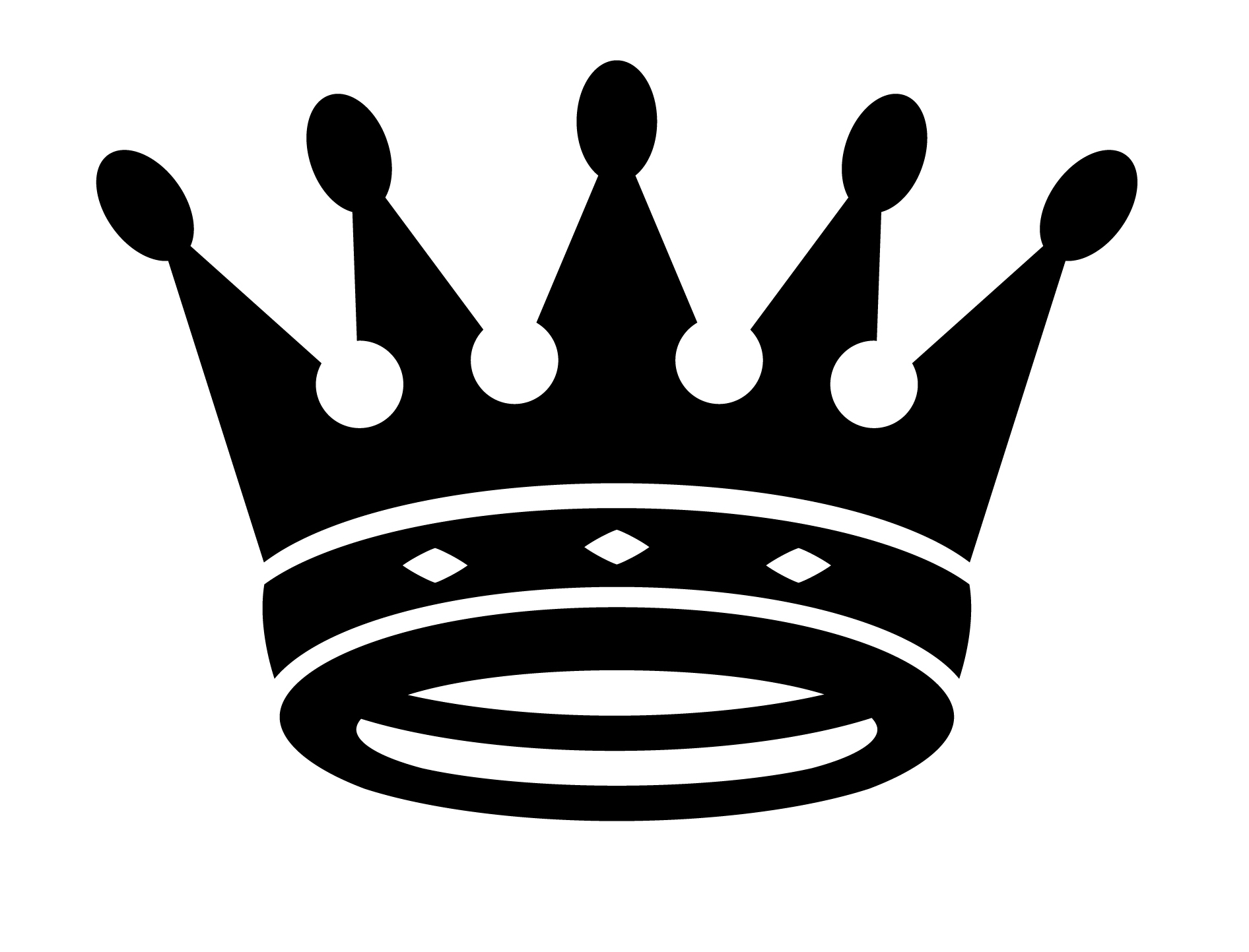 King Crown Clipart Black And White 2046189 Hd Wallpaper Backgrounds Download