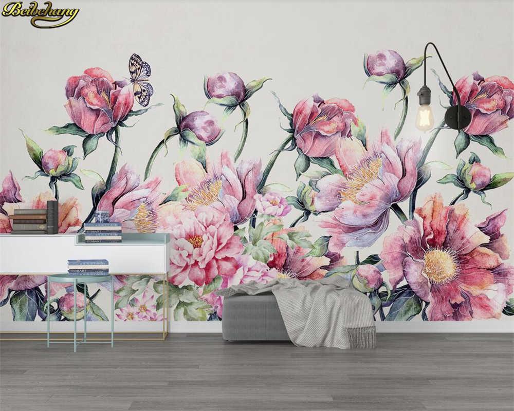 Beibehang Custom Photo Wallpaper Large Mural Scandinavian - Wallpaper , HD Wallpaper & Backgrounds
