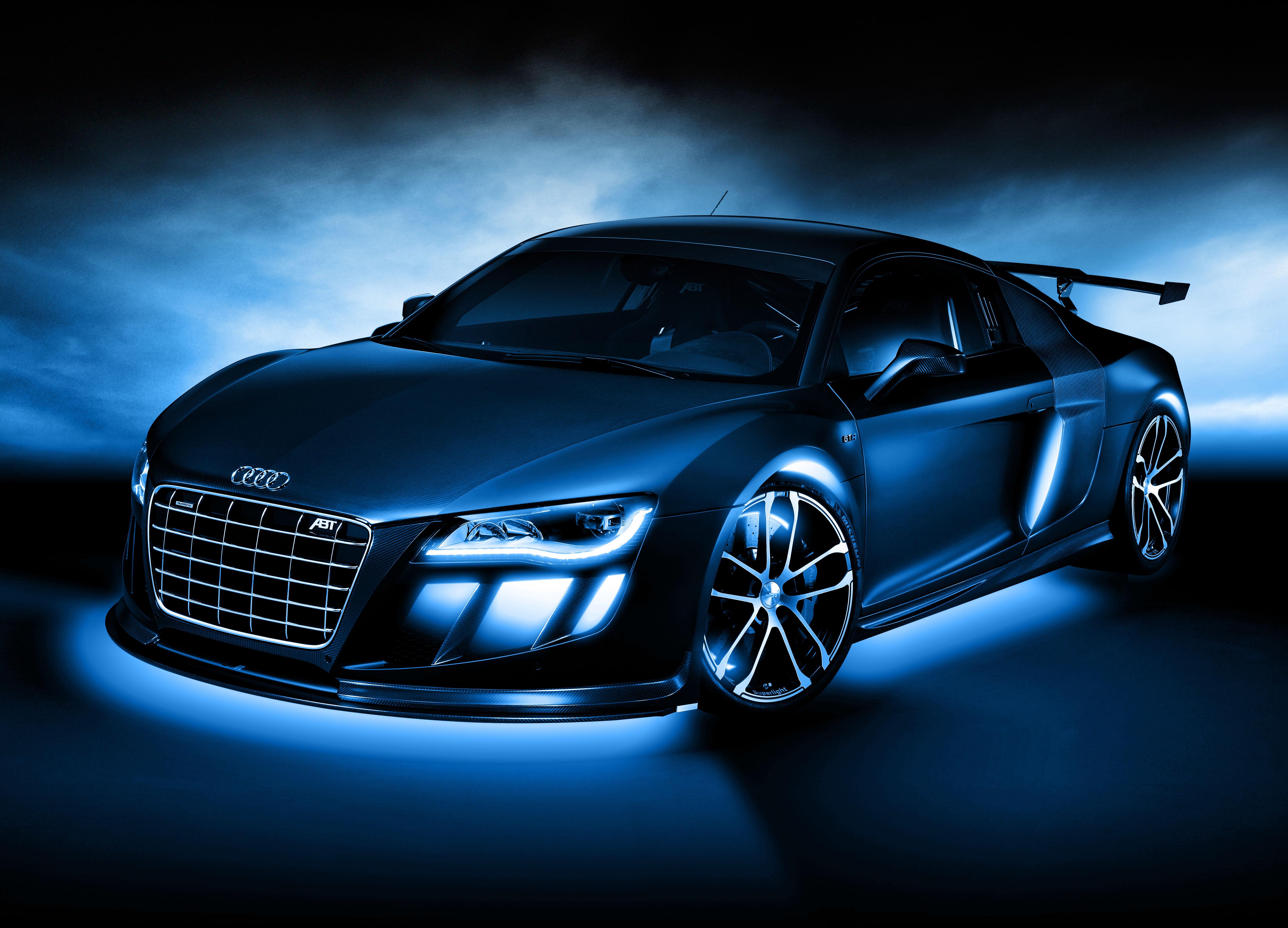 Car Lights Car Bottom Led Light 2050594 Hd Wallpaper