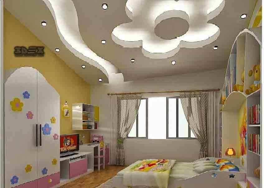 Latest False Ceiling Designs For Bedrooms Pop Ceiling - Pop ...