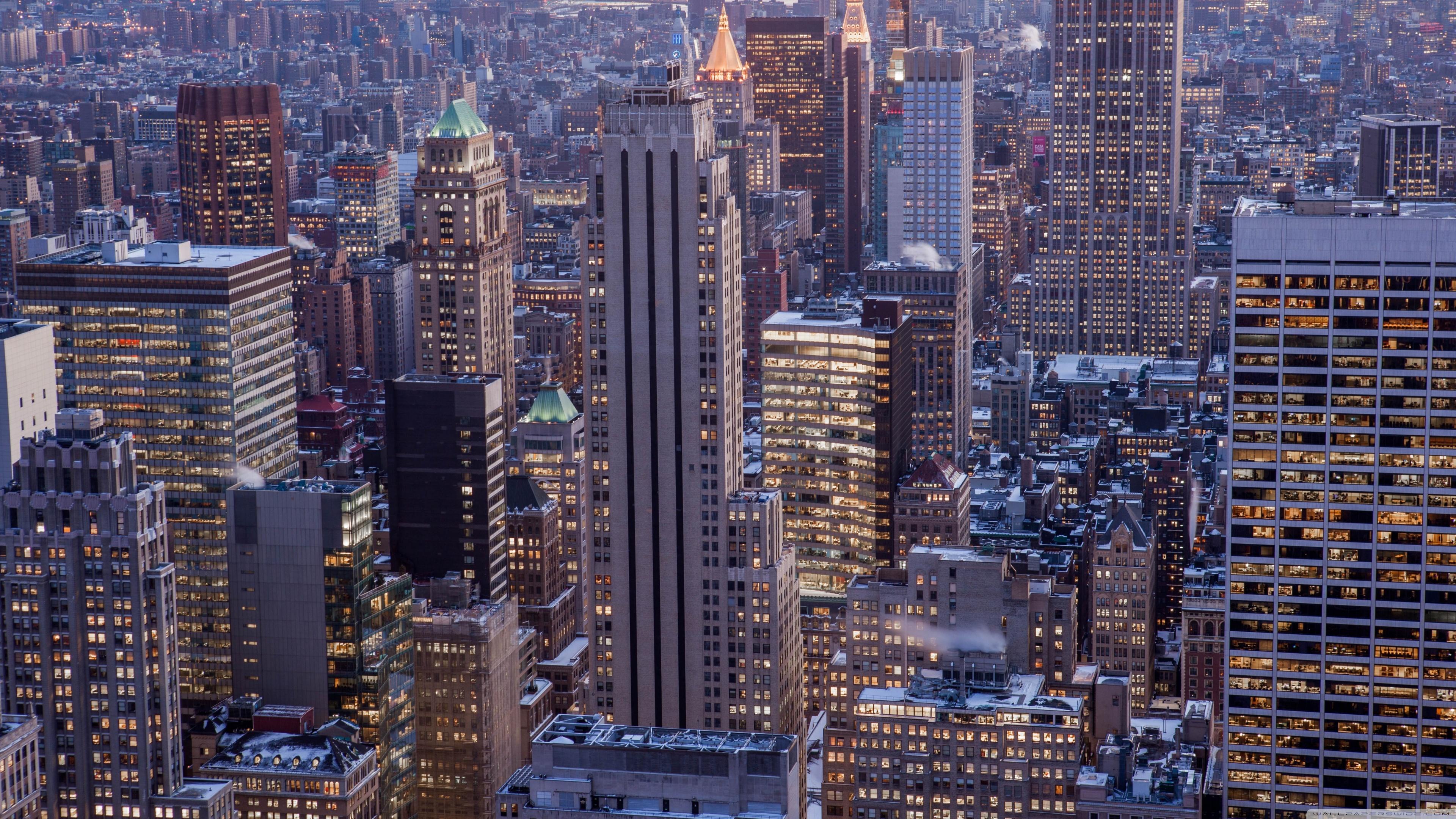 Uhd 16 - - New York City , HD Wallpaper & Backgrounds