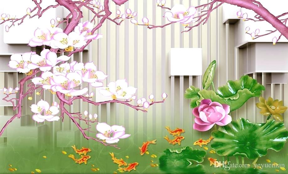Lotus - Full Hd Flower 3d , HD Wallpaper & Backgrounds