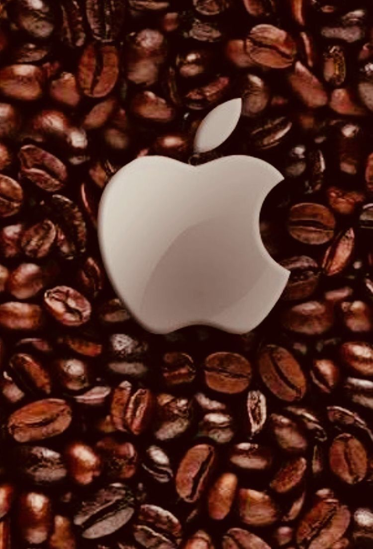 Coffee Wallpapers For Iphone And Android - Coffee Beans Wallpaper Hd Iphone , HD Wallpaper & Backgrounds
