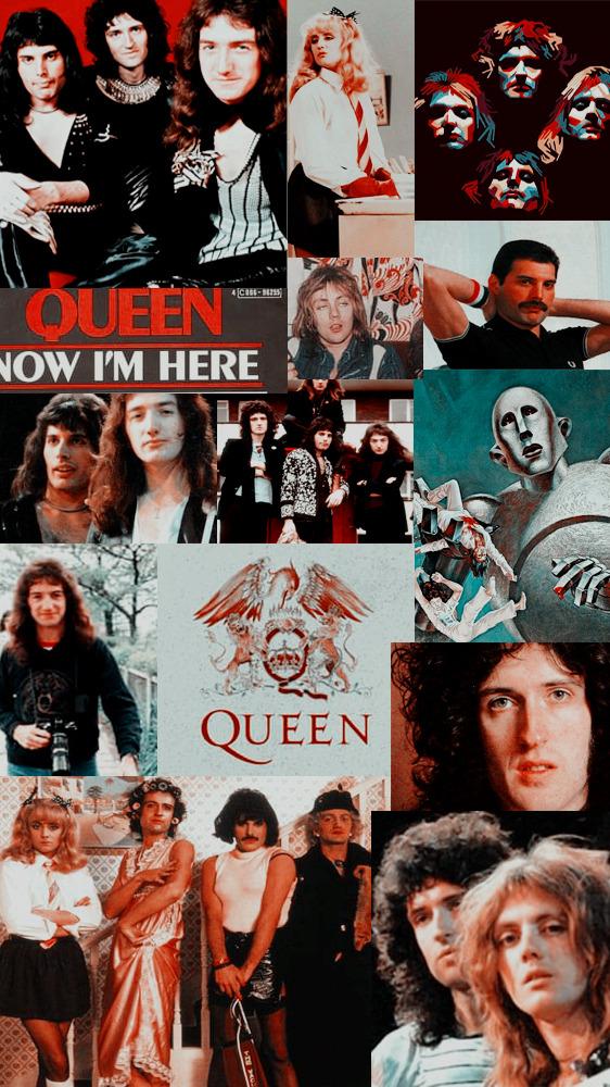 Bands Lockscreens - Queen Band Lockscreen , HD Wallpaper & Backgrounds