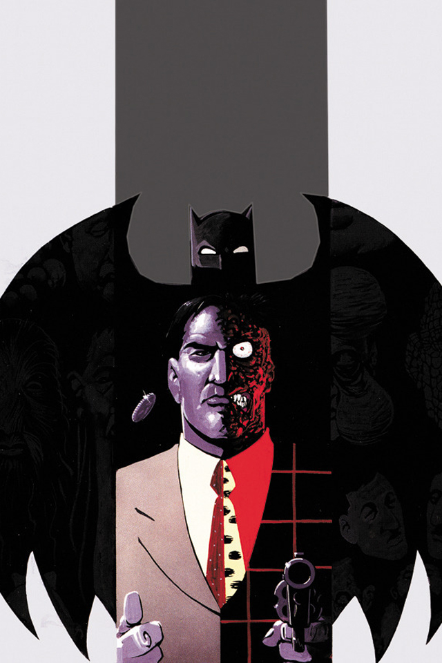 Two Face Wallpapers - Batman Faces , HD Wallpaper & Backgrounds