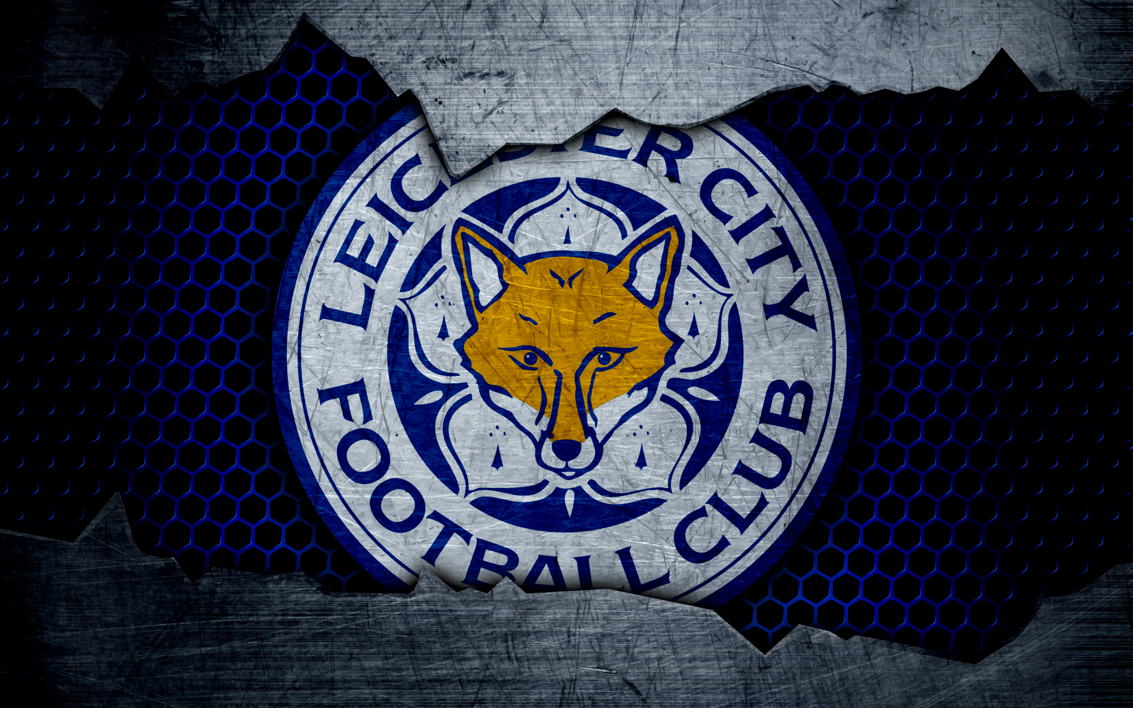 Leicester City F - Leicester City F.c. , HD Wallpaper & Backgrounds