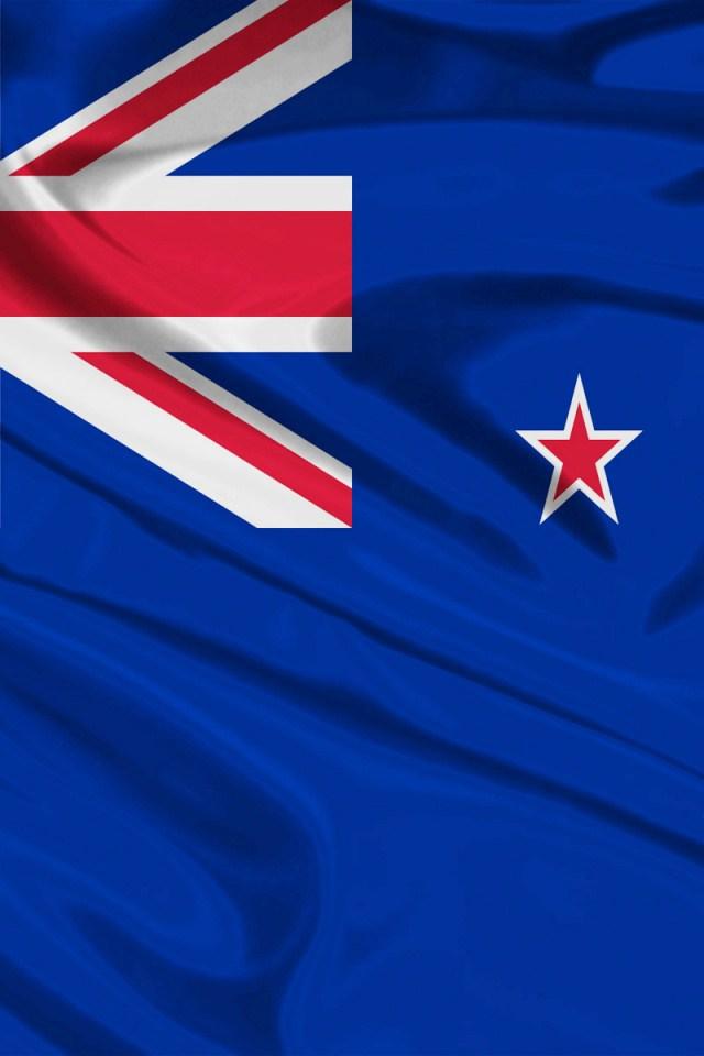 New Zealand Iphone Wallpaper - Australian Flag Wallpaper Iphone , HD Wallpaper & Backgrounds
