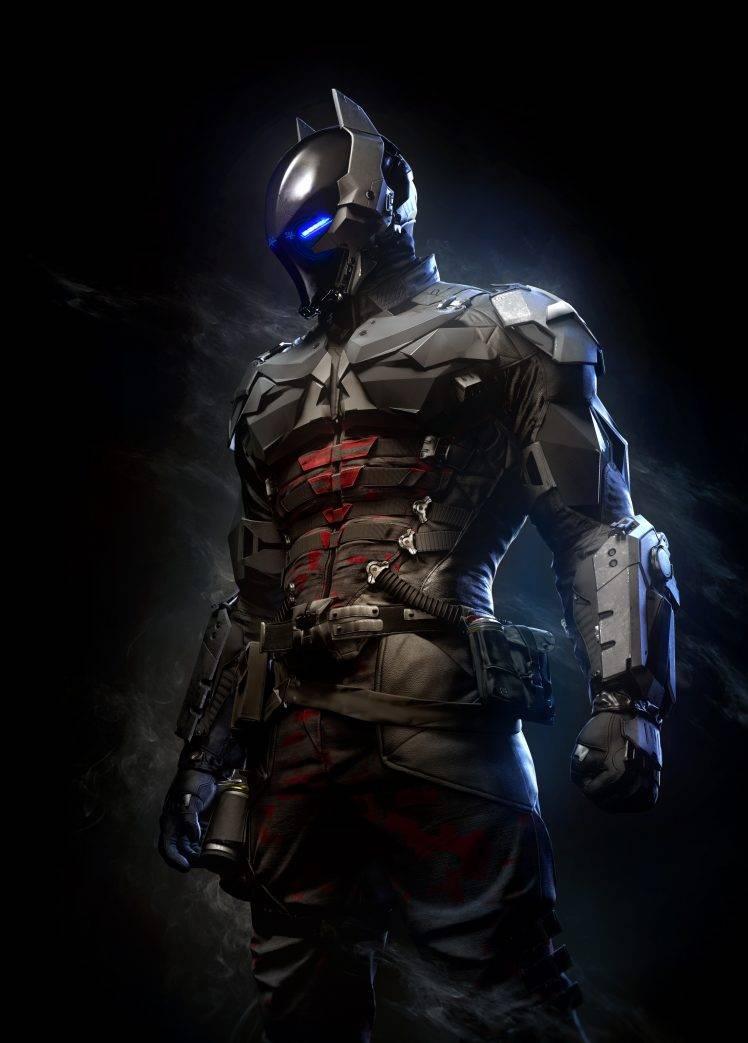 Arkham Knight, Batman - Batman Arkham Knight El Caballero De Arkham , HD Wallpaper & Backgrounds