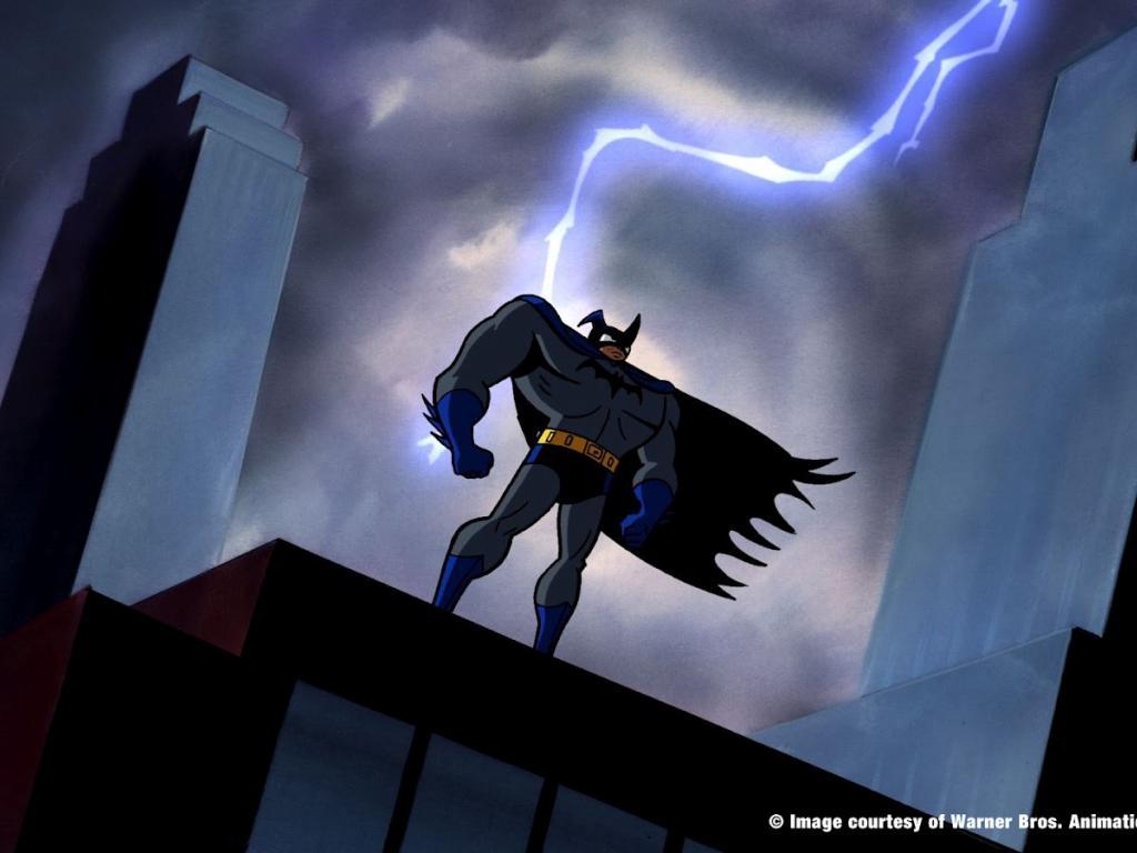 Batman The Animated Series 2068160 Hd Wallpaper