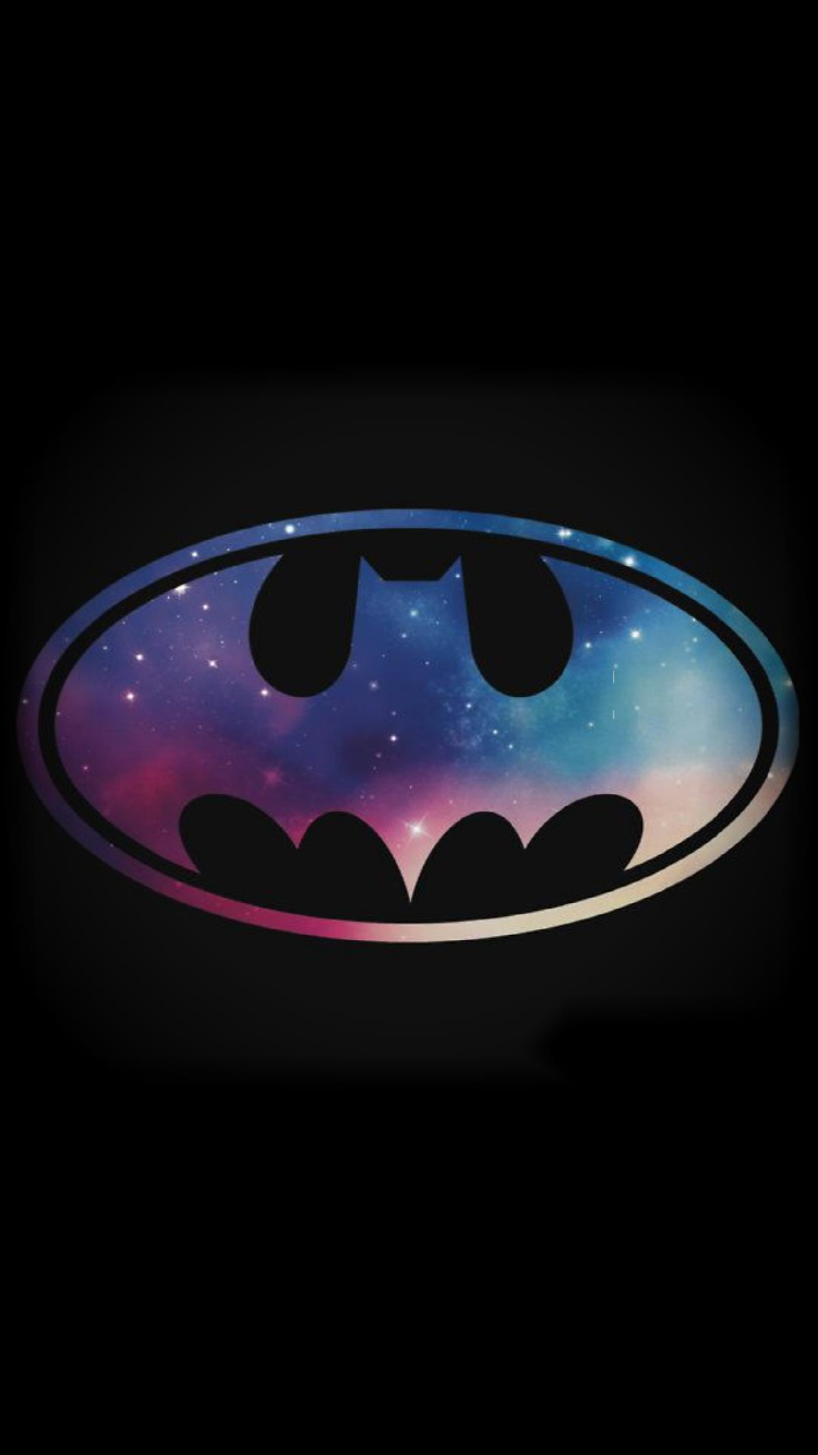 Batman Logo Wallpaper Iphone - Iphone 6 Batman Logo , HD Wallpaper & Backgrounds